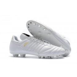 Nouveau Chaussures de Football adidas Copa Mundial FG - Blanc Or