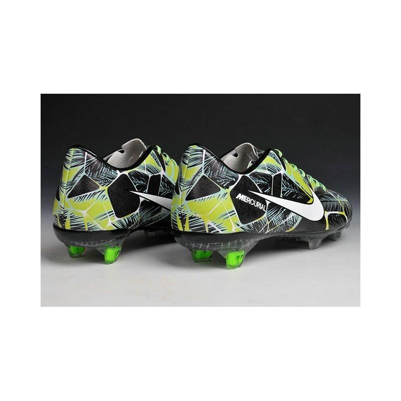 Fg Vapor Mercurial Football Vert Nike Chaussures Ix Blanc Noir QrCtshd
