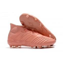 Nouvelles Crampons Football adidas PP Predator 18.1 FG Rose