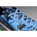 Coupe du Monde 2014 Nike Mercurial Vapor 9 FG Noir Blanc Bleu
