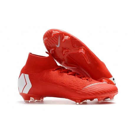 Nouveau Chaussures de football Nike Mercurial Superfly VI 360 Elite FG