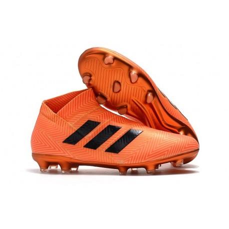 Neuf - Crampons de football Adidas Nemeziz 18+ FG -