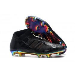 Neuf - Crampons de football Adidas Nemeziz 18+ FG - Noir