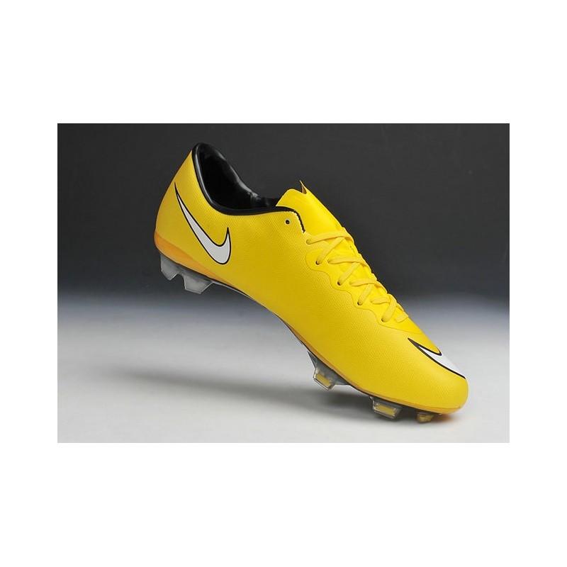 free shipping 0d71a a4c3b 2014 Crampons de Foot Nike Mercurial Vapor X FG Homme .