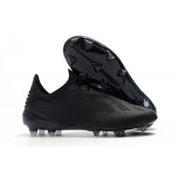 Nouveau Chaussures de football Adidas X 18.1 FG - Tout Noir