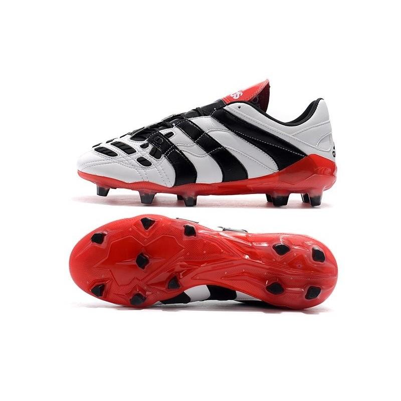 new concept 95da0 0f715 ... Adidas Crampons Foot Pour Hommes - Predator Accelerator Electricity FG  ...